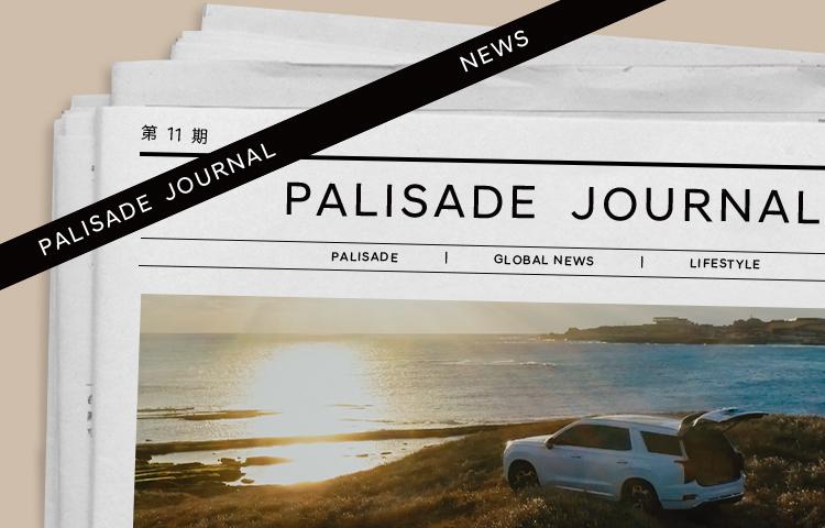 PALISADE JOURNAL | 是时候秀一波操作了!